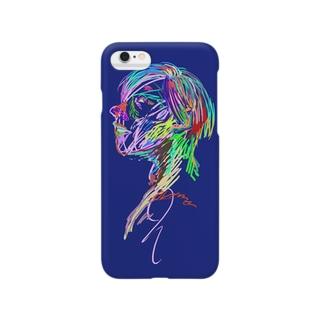 話ちゃん01 Smartphone cases