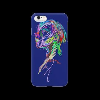 セルコンの話ちゃん01 Smartphone cases