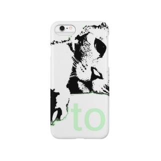 とら Smartphone cases