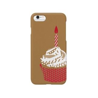 Happy Lonely Birthday Cupcake Smartphone cases
