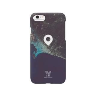 北海道 函館市 スマートフォンケース Smartphone cases
