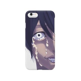 だって、涙が出ちゃう Smartphone cases