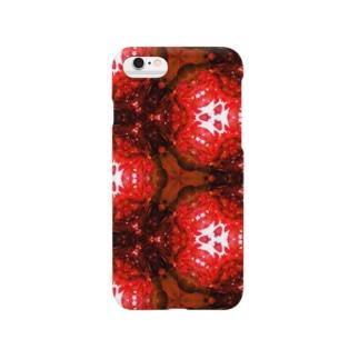 紅葉×万華鏡 Smartphone cases
