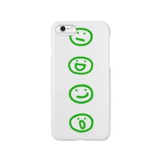 まるてん達 Smartphone cases