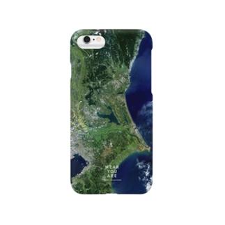 茨城県 国道354号線 スマートフォンケース Smartphone cases