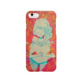 甘い恋に沈む Smartphone cases