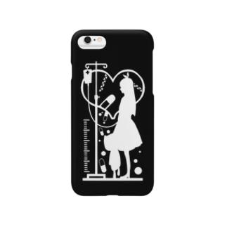 傷心ちゃん Smartphone cases