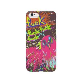 鳩FUCK!! Smartphone cases