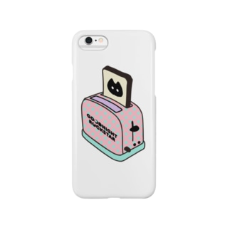 Panic Junkie×GOODNIGHT ROCKSTAR トースター Smartphone cases