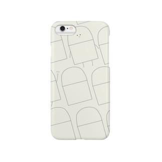 消しゴムさん Smartphone cases