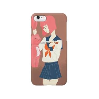 あまいのにがいの Smartphone cases