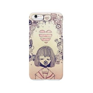 妄想。 Smartphone cases