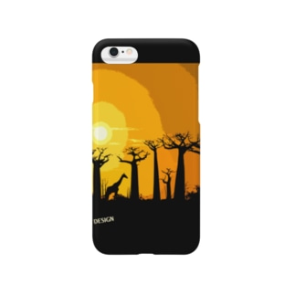 BAOBAB -MAMA AFRICAN SERIES- Smartphone cases