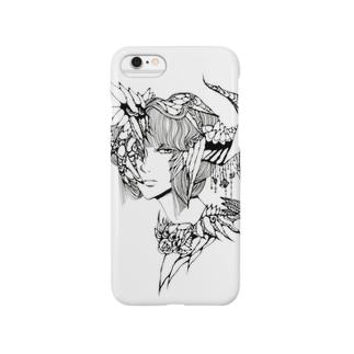 「角少女」 Smartphone cases