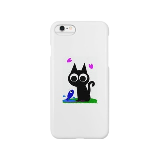 魚の夢CH〜ネコトサカナ〜 Smartphone cases