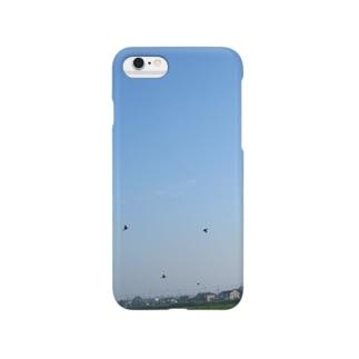 青空すずめ Smartphone cases