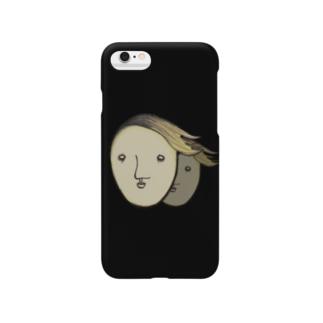【ん・・・・・?】Black Smartphone cases
