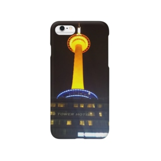 京都タワー Smartphone cases