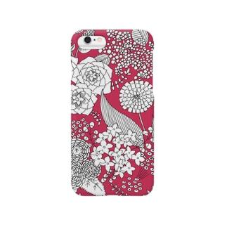 色づくrisou Smartphone cases