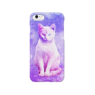 ✡ Holy cat and Moon ✝  Smartphone cases