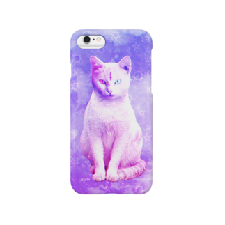 IENITY / MOON SIDEの✡ Holy cat and Moon ✝  Smartphone cases