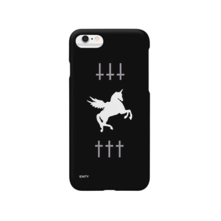 ✝✝✝ UNICORN ✝✝✝ #Black Smartphone cases