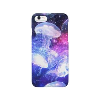 Jellyfish Galaxy /  スマートフォンケース