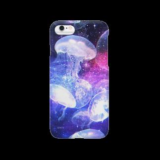 IENITY / MOON SIDEのJellyfish Galaxy /  Smartphone cases