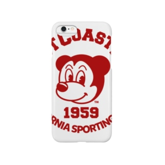 WEST COAST 1959 RED Smartphone cases