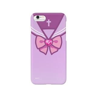 メルのセーラー服 Smartphone cases