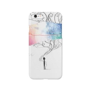つながる Smartphone cases