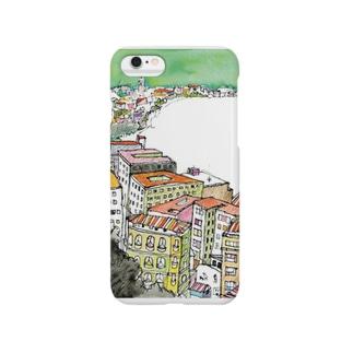 港町 Smartphone cases