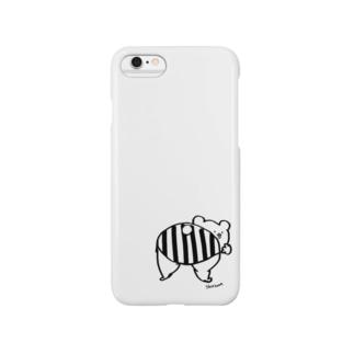 しりくま Smartphone cases