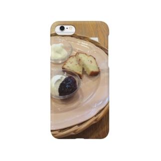 デザート Smartphone cases