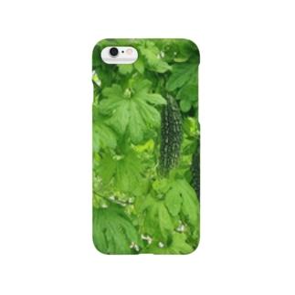 ゴーヤー Smartphone cases