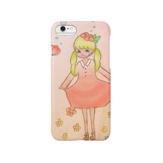 春ちゃん Smartphone cases