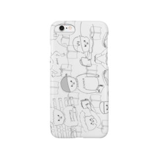 本好き大集合 Smartphone cases