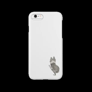 aibouのI♥︎BORDER COLLIE play bow series Smartphone cases