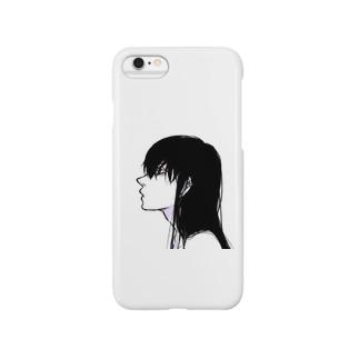 屍體の女 Smartphone cases