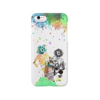ドシードシー(iPhoneケース) Smartphone cases