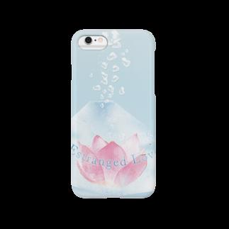 ハンナ屋のThe LOTUS Smartphone cases