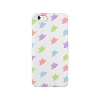 メンダコ(mendaco) Smartphone cases