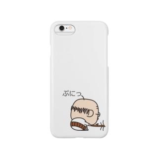おっちゃん(ぷにっ) Smartphone cases