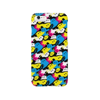 SPLASH SLIME Smartphone cases