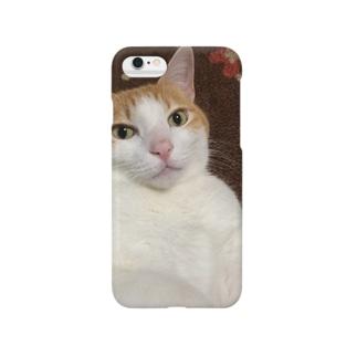うちの可愛い愛猫のチャイです Smartphone cases