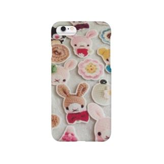 シールシリーズ Smartphone cases