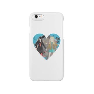 対照浪漫 Smartphone cases