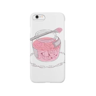 おいしくしたの Smartphone cases