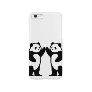 トンネルパンダ Smartphone cases
