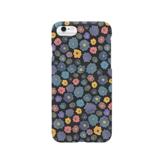 "Nolaの""Popping flower""  Smartphone cases"
